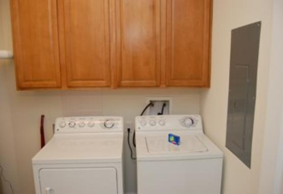 Private washer and dryer in Beau View vacation rental Biloxi