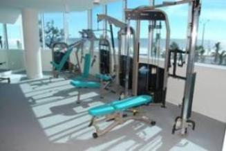 Fitness center at Beau View vacation condo rentals